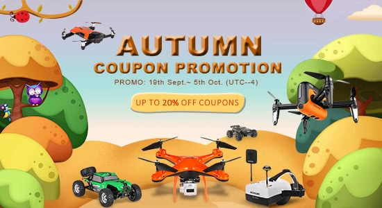 Autumn Coupon