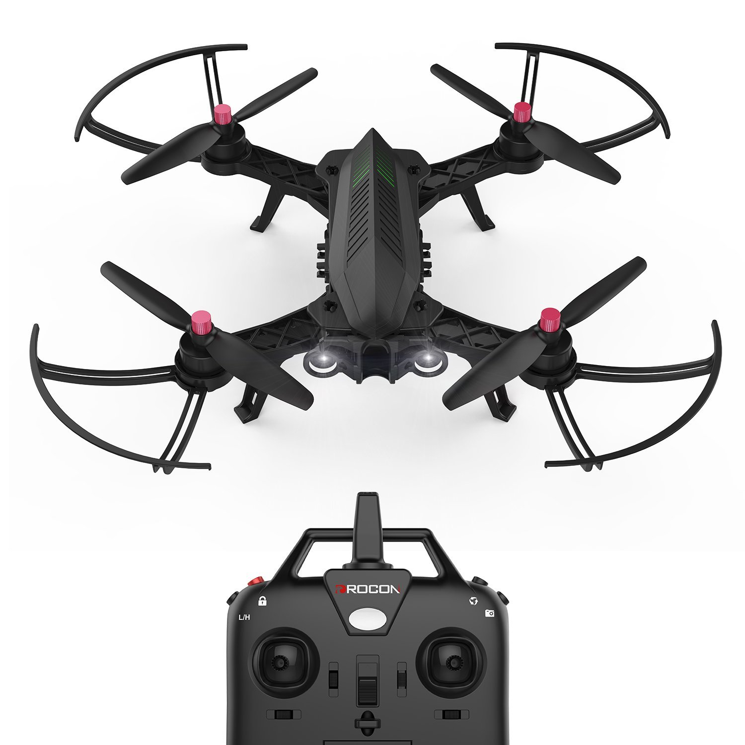Only $104.99 For DROCON Bugs 6 Brushless Racing Drone with code EJ0034
