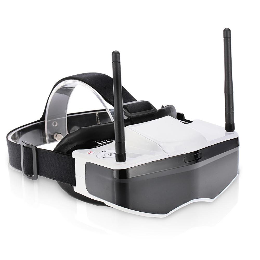 boscam gs909 5 8g 32ch 3d vid o fpv lunettes lunettes avec double transmitting objectif. Black Bedroom Furniture Sets. Home Design Ideas