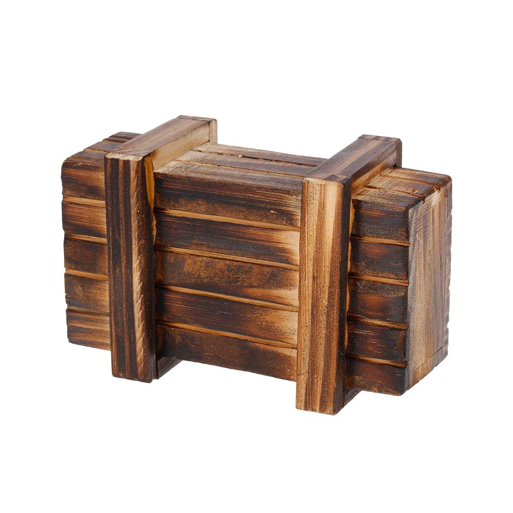 Accessoires de d coration de bo te en bois pour 1 10 for Accessoires decoration