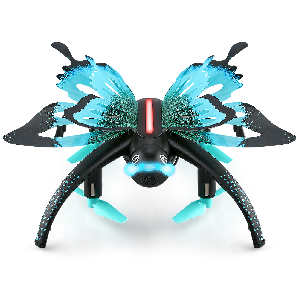 Only $41.99 For JJR/C H42WH Butterfly Camera Quadcopter with code EJ88301