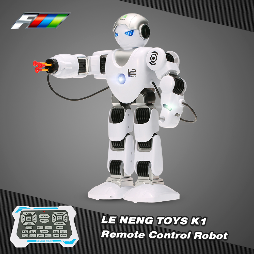Only $41.99 For LE NENG TOYS K1 Intelligent Programmable Robot with code EJ7272