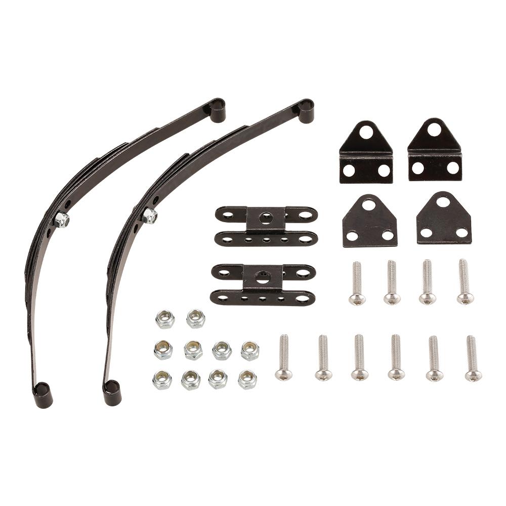 1 10 rock crawler hard leaf spring suspension steel bar for Suspension pour bar