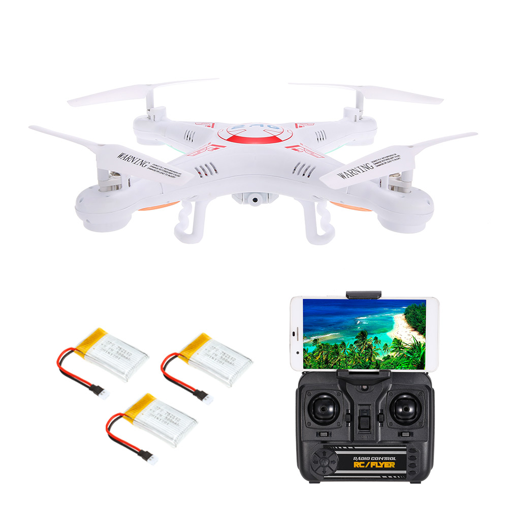 Only $40.99 For X5C-1 2.0MP Camera WiFi FPV Drone with code EJ84402