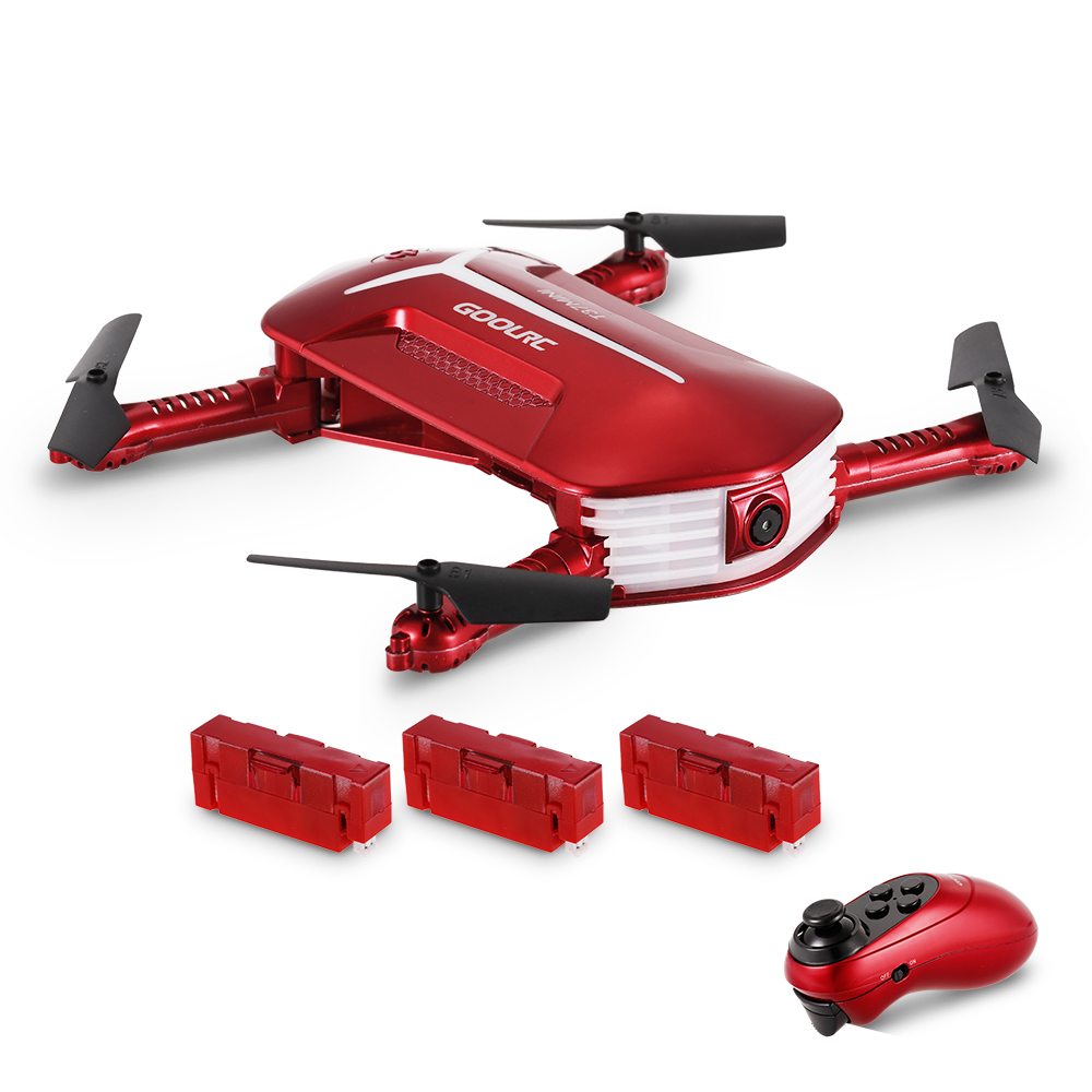 Only $44.99 For GoolRC T37 Mini 720P HD Camera Quadcopter with code EJ8808