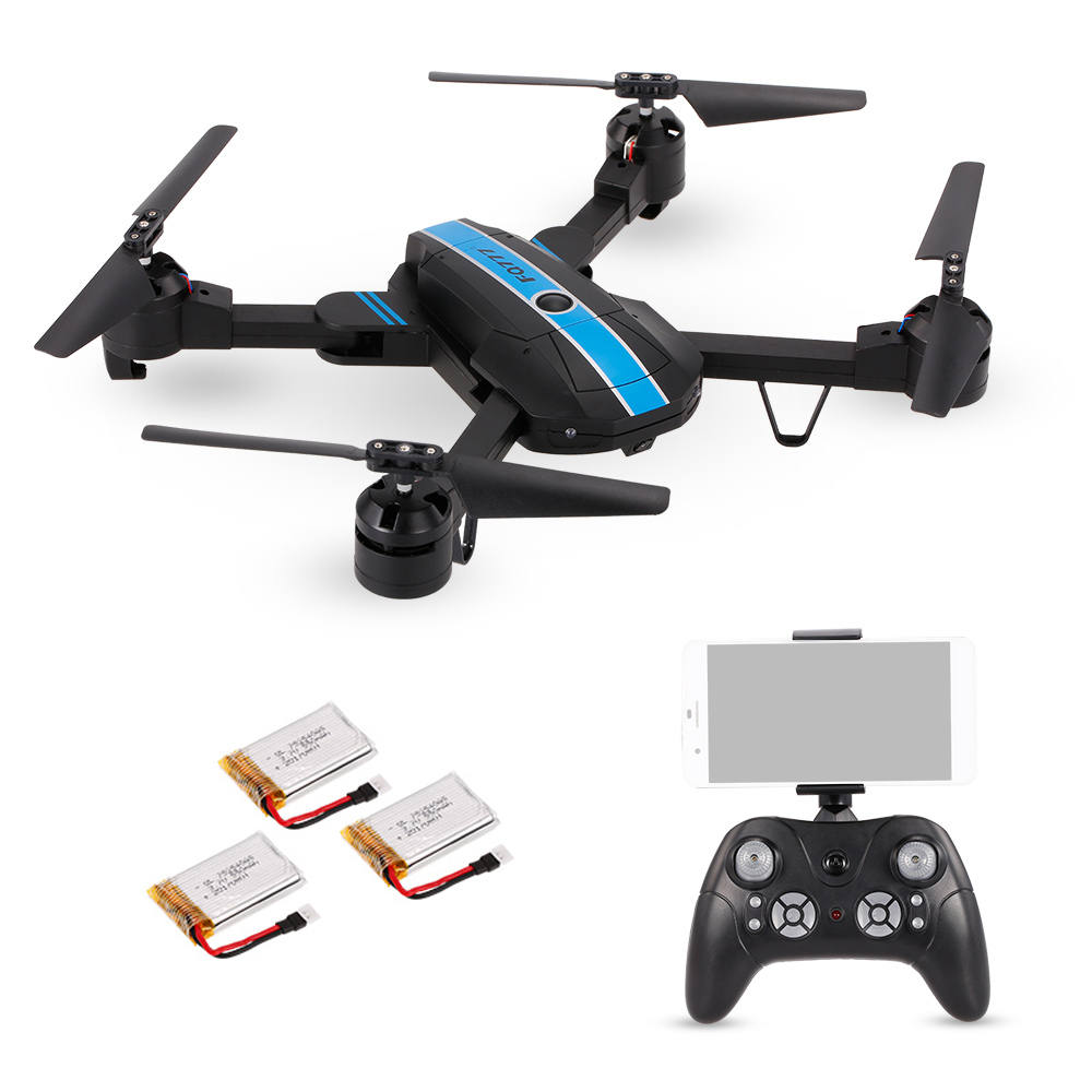 Only $49.99 For FQ777 FQ24 720P HD Camera Quadcopter with code EJ7979