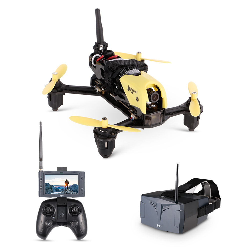 Only $129.99 For Hubsan H122D X4 Storm 720P Camera Drone with code HBD16