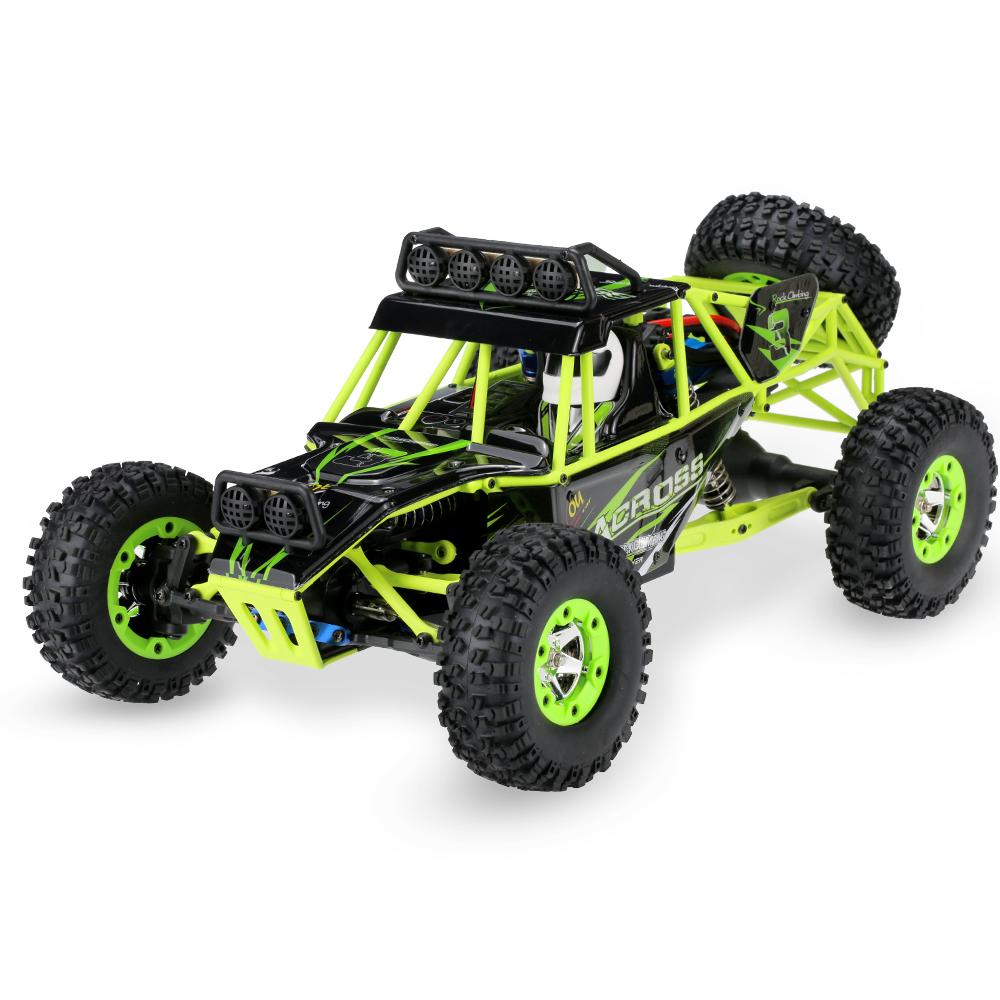 Only $75.99 For Wltoys 12428 1/12 RTR RC Car with code EDM5683