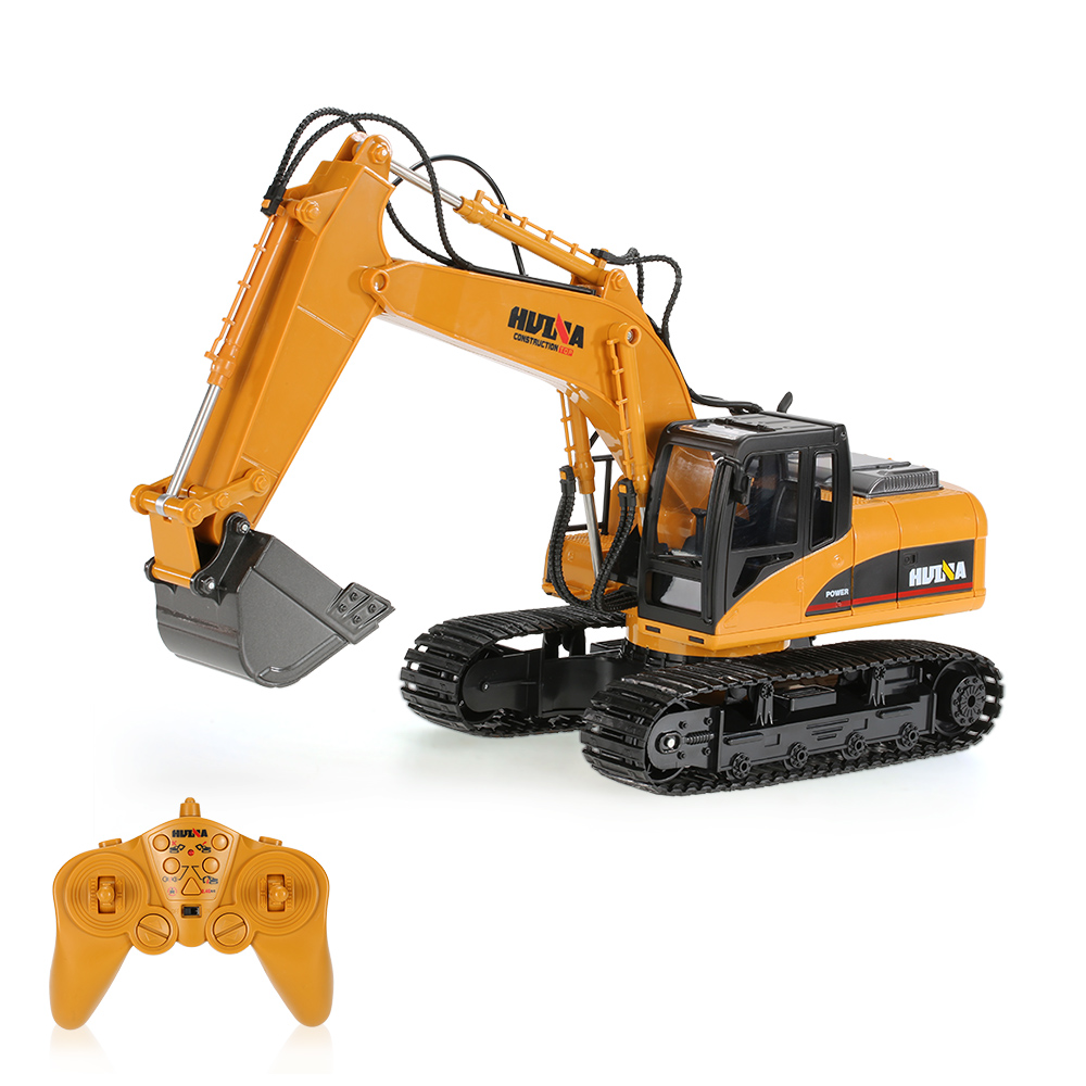 Only $36.99 For HUI NA TOYS Engineering Electric Excavator with code EJRM8491