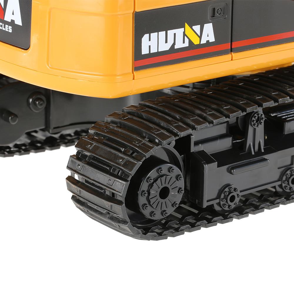 hui na jouets 2 4ghz 15ch ing nierie lectrique excavatrice construction camion rc voiture. Black Bedroom Furniture Sets. Home Design Ideas