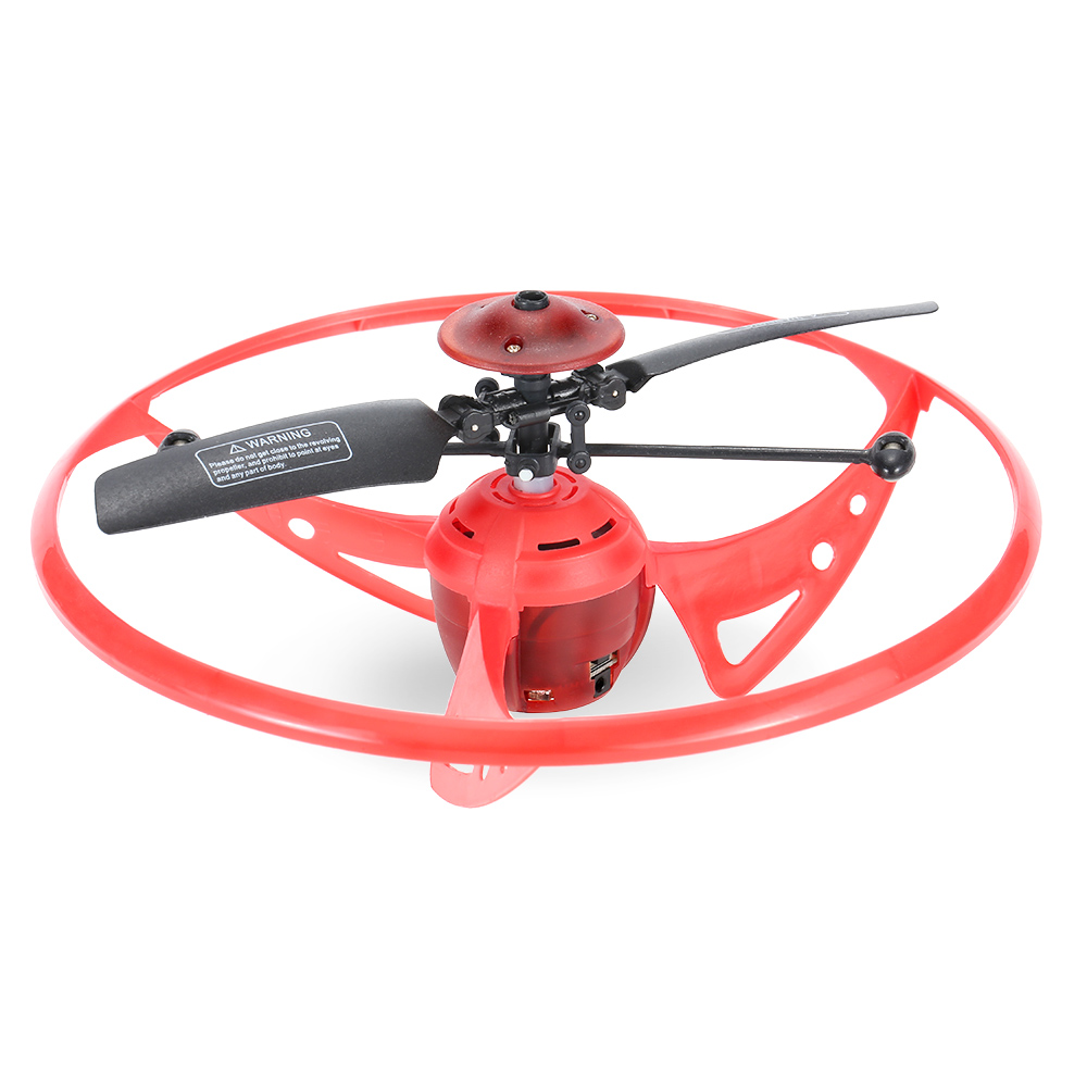Only $9.99 For TECHBOY TB-270 Gesture Control Aircraft with code EJ7036