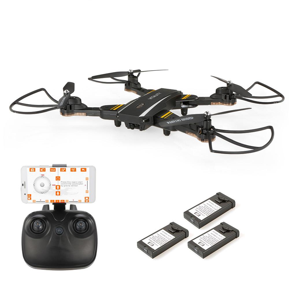 tkkj tk116w 720 p cam ra wifi fpv pliable drone altitude tenir une cl retour g capteur selfie. Black Bedroom Furniture Sets. Home Design Ideas