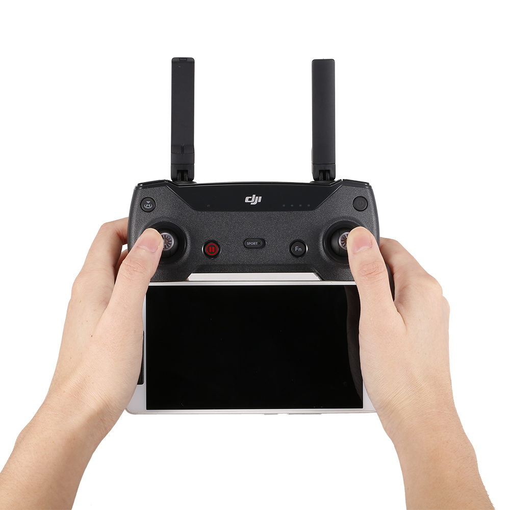125$ for Original DJI Transmitter Remote Controller 2km Video Transmission 2.5h Operation Time for DJI Spark