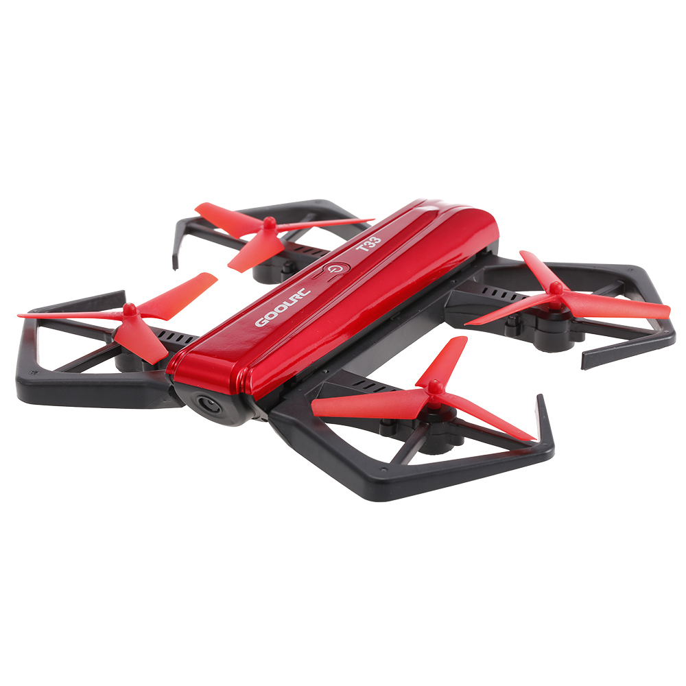 Only $29.99 For GoolRC T33 WIFI FPV 720P HD Camera Quadcopter with code EJ8784