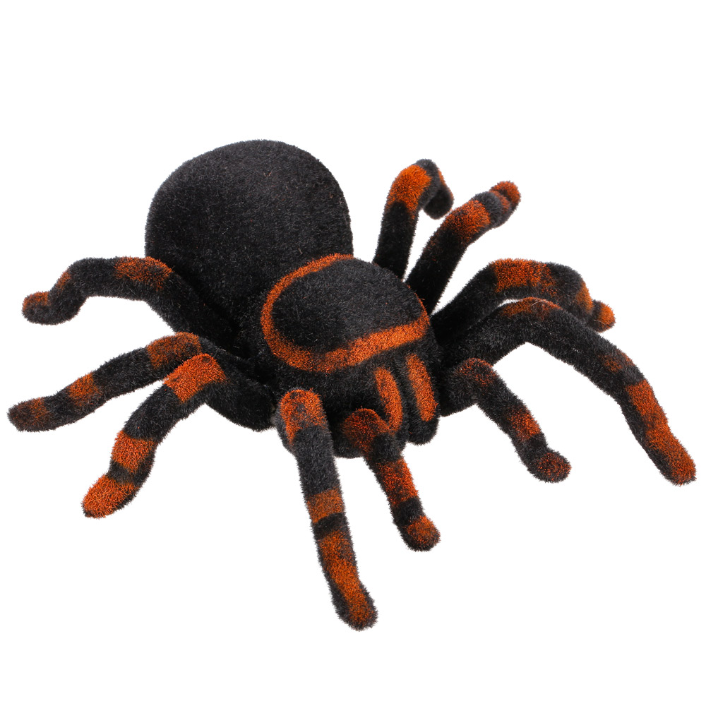 radio control rc simulation furry tarantula electronic spider toy kids gift halloween surprise - Kids Halloween Radio