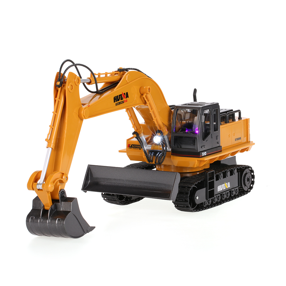 RM6506 1 7b6b Q03R hui na toys no 1510 alloy engineering electronic excavator heavy Excavator Outline at edmiracle.co