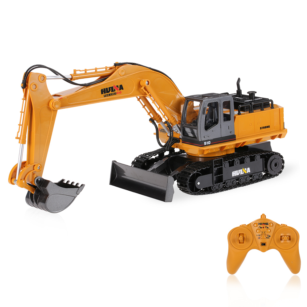 Only $46.99 For HUI NA TOYS NO.1510 Electronic Excavator with code EJRM8674