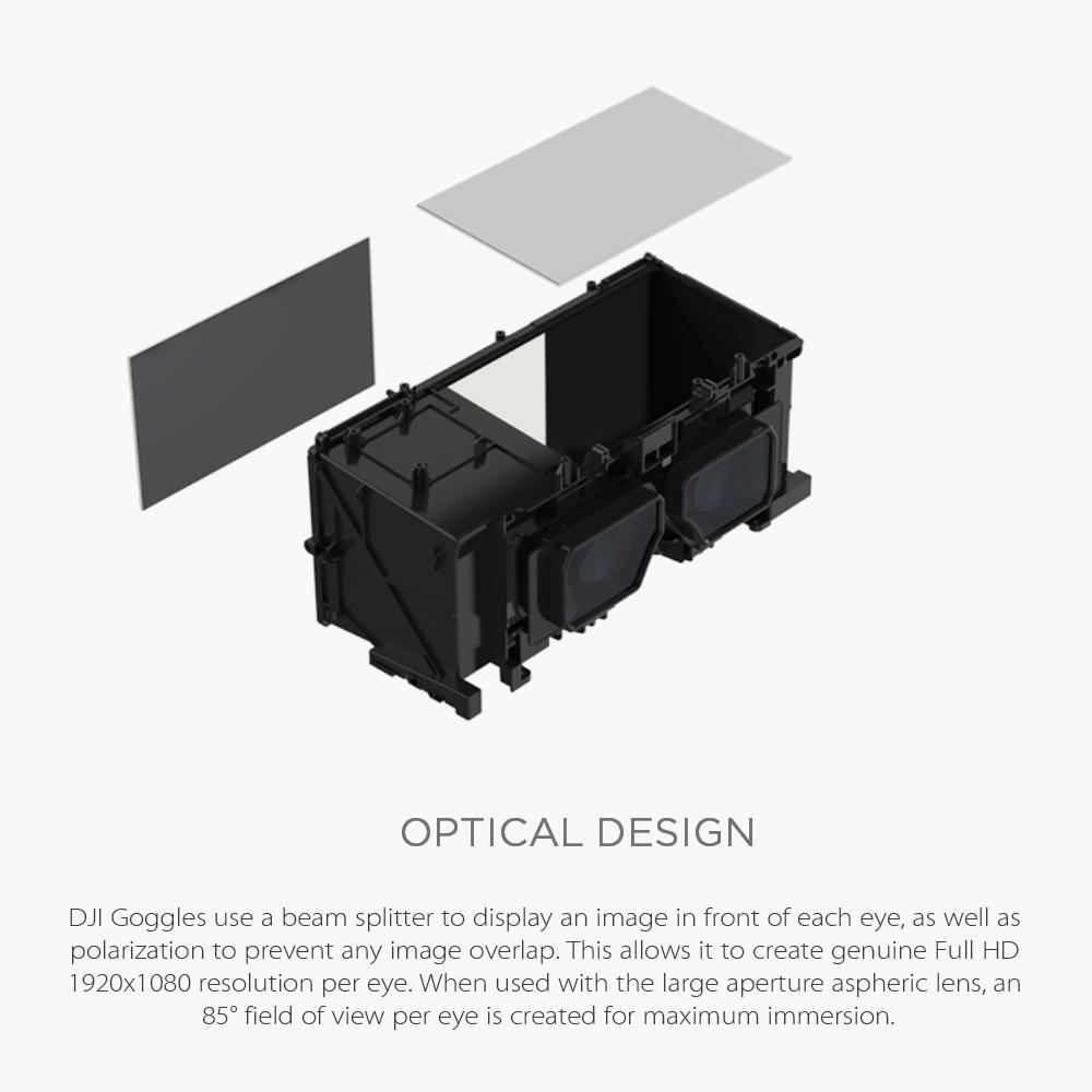 dji goggles 5 0 pouces dual 1920 1080 2k cran fpv 3d vr lunettes pour dji phantom 3 4 mavic. Black Bedroom Furniture Sets. Home Design Ideas