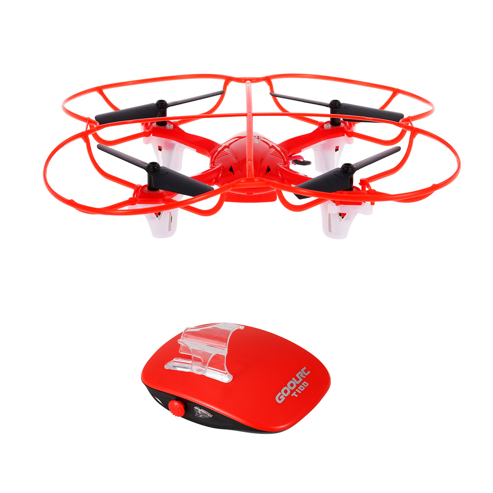 Only $18.77 For GoolRC T100 Motion Controlling Drone with code EJ8901