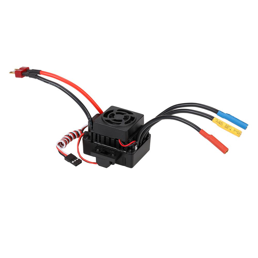 Ocday 60a 2 3s contr leur de vitesse lectrique brushless esc avec 5 8v 3a bec pour 1 10 rc - Controleur de consommation electrique ...