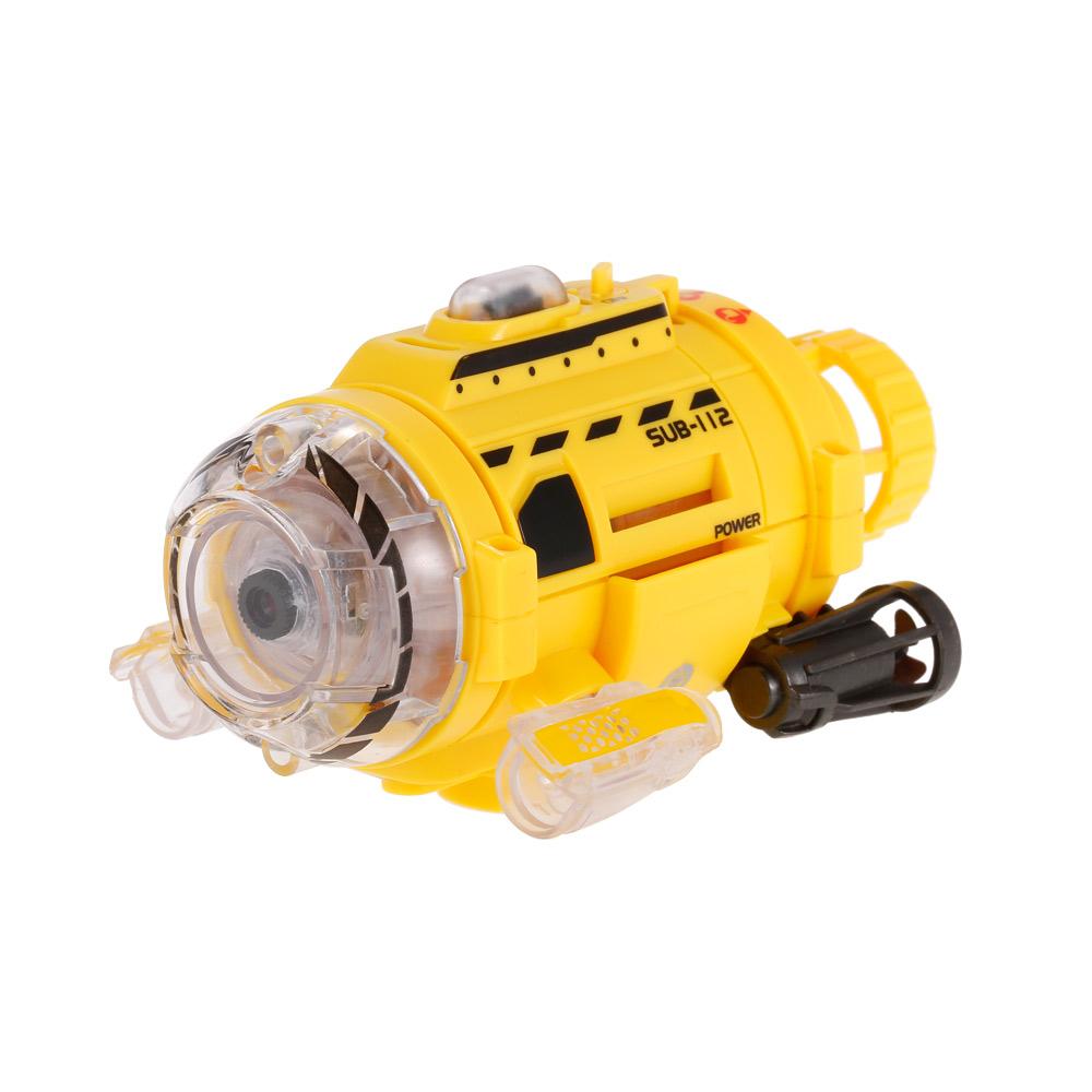 Infrared Control Spycam Aqua Rc Submarine Avec Appareil