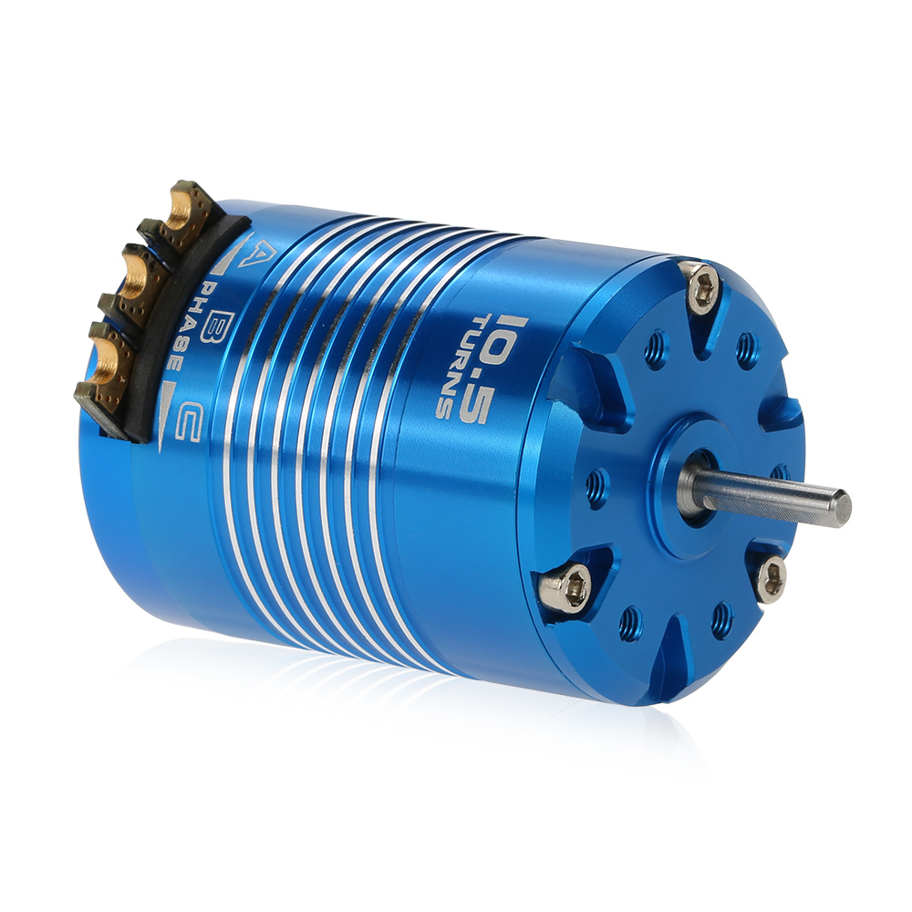 High performance 540 10 5t 3450kv sensored brushless motor for 10 5 t brushless motor