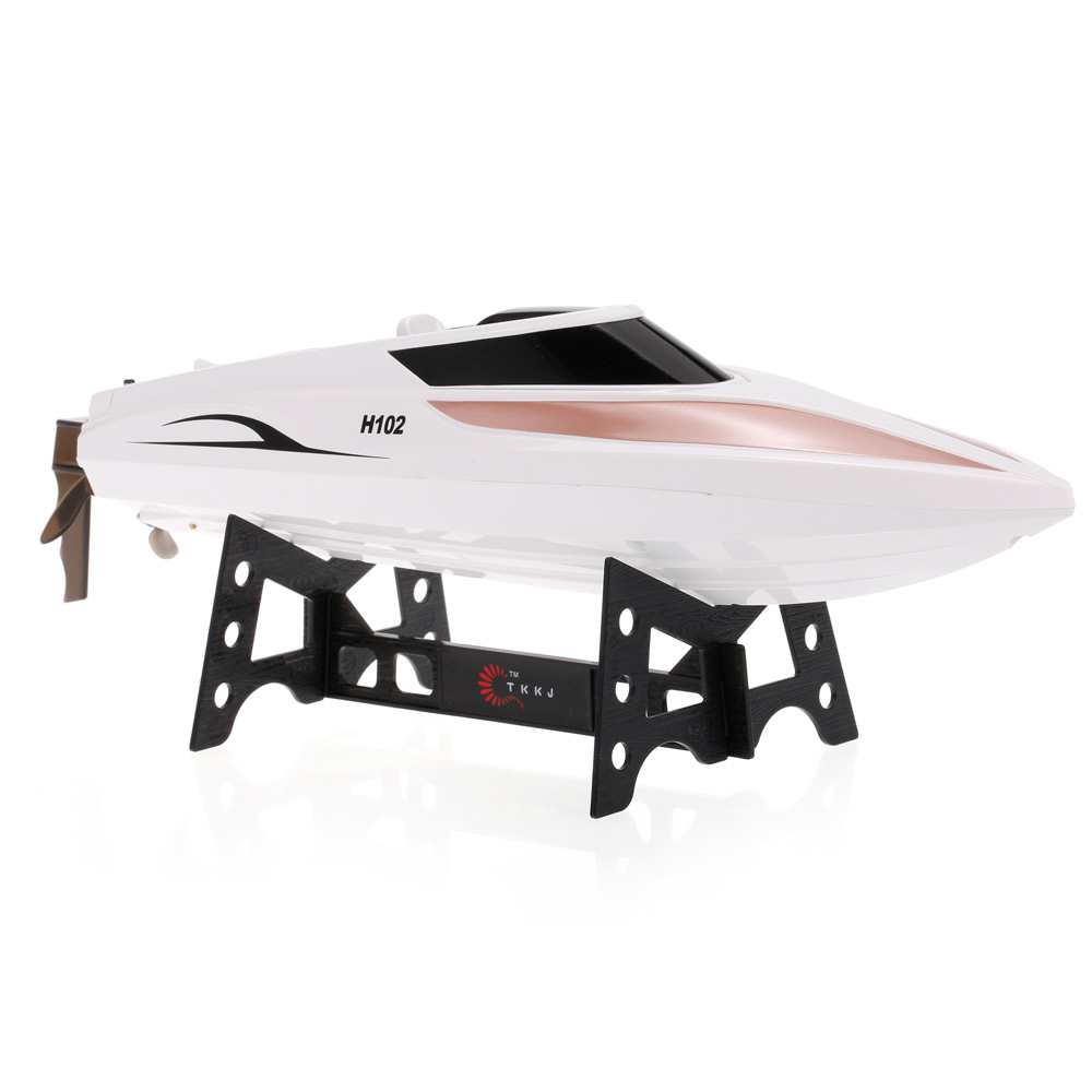 Only $36.99 For TKKJ H102 2.4G High Speed RC Boat with code ZL8549