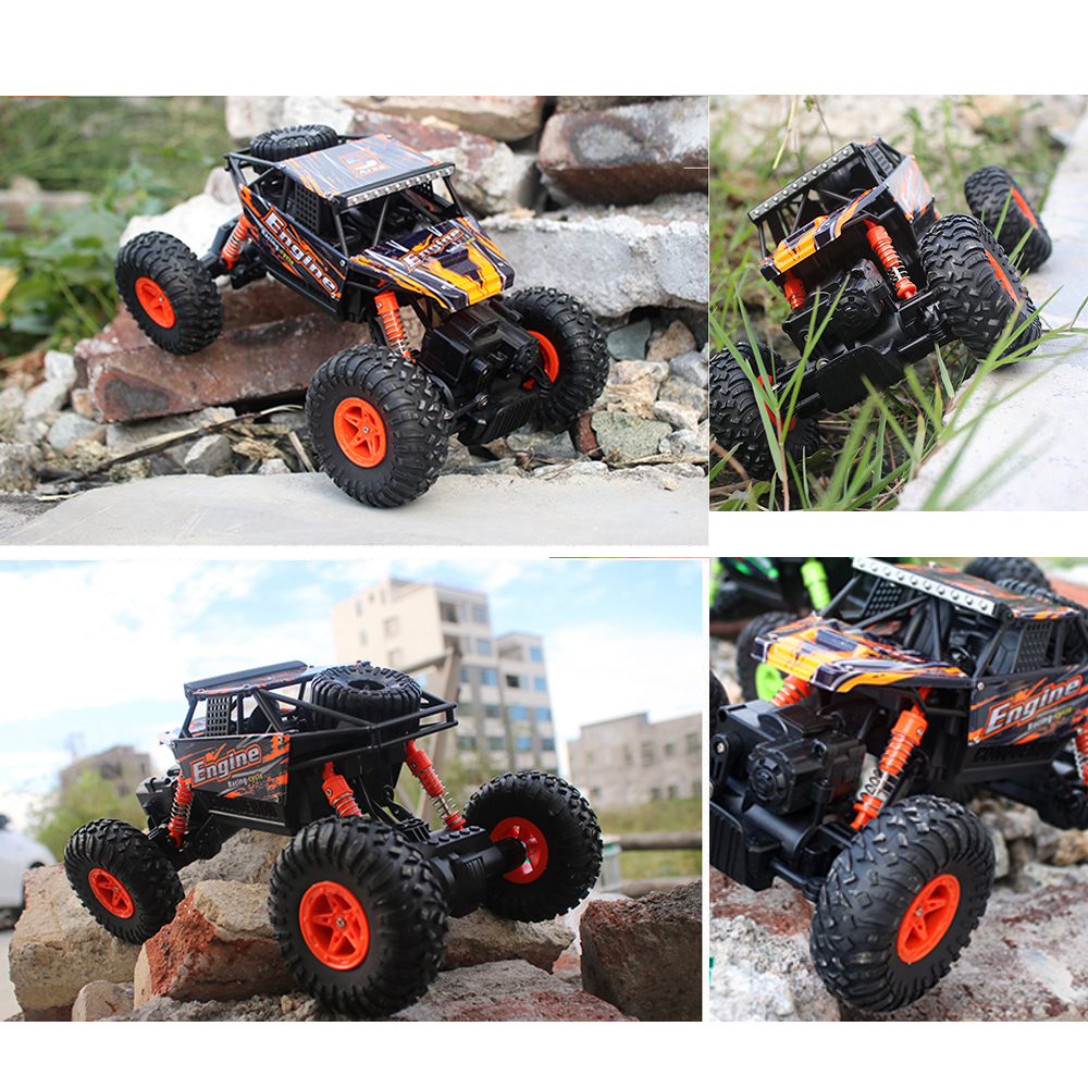 wltoys 18428 b 1 18 2 4g 4 roues motrices lectriques rtr off road rock crawler climbing rc car. Black Bedroom Furniture Sets. Home Design Ideas