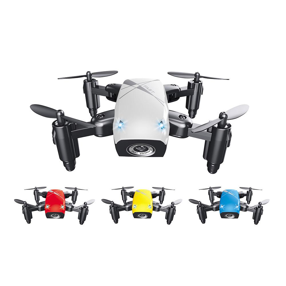 $25 for Original S9W 2.4G 4CH 0.3MP Camera WIFI FPV Mini Drone