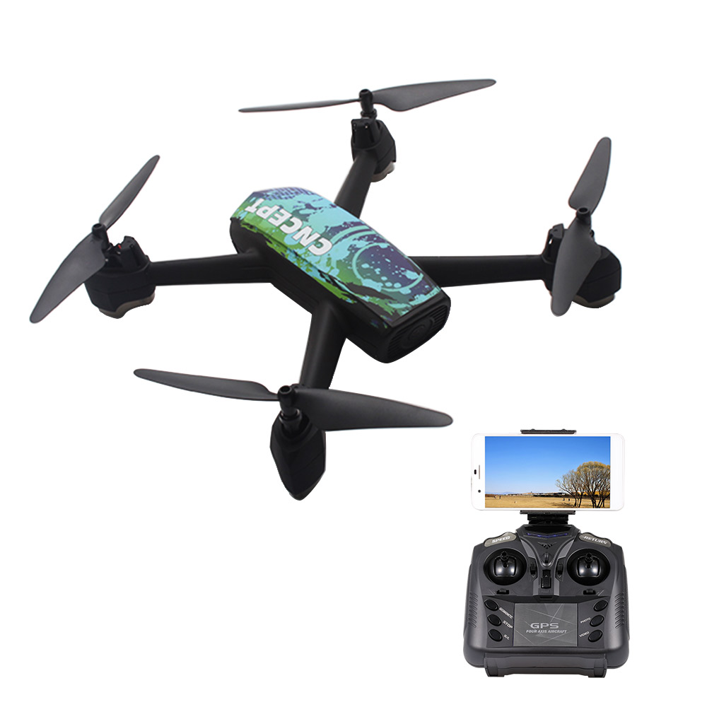 Only $90.99 For JXD 518 2.4G 720P Camera Quadcopter with code EJ9170