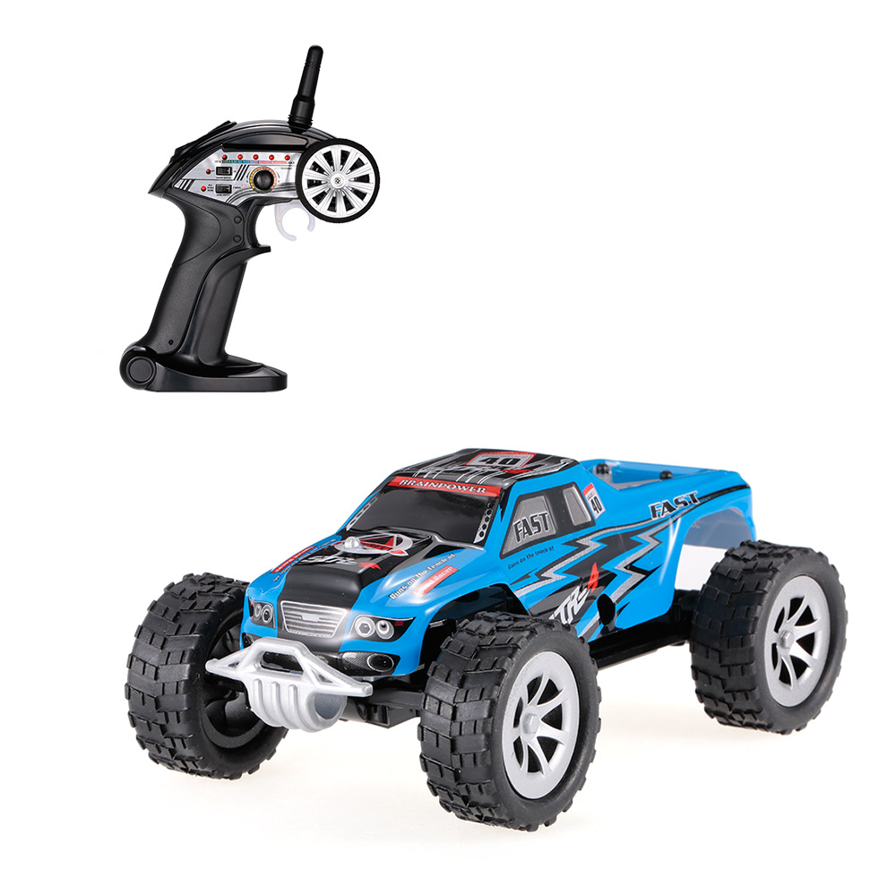 Only $26.99 For WLtoys A999 2.4G 1/24 RC Car with code EJ9305