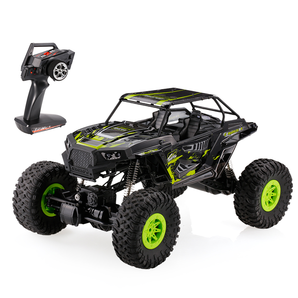 Only $66.99 For WLtoys 10428-E 1/10 Brushed Crawler RTR RC Car with code EJ7277
