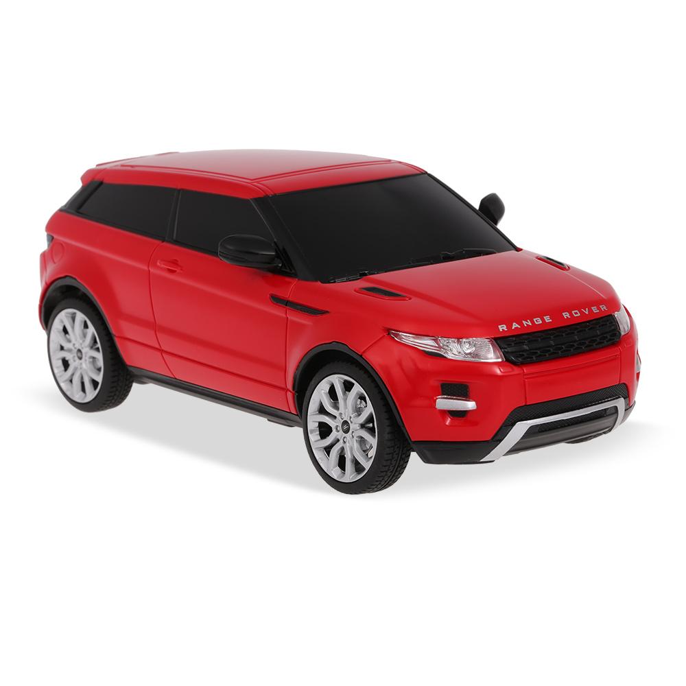 red rastar 46900 1 24 rc land range rover evoque remote control car toy boys favourite gift. Black Bedroom Furniture Sets. Home Design Ideas