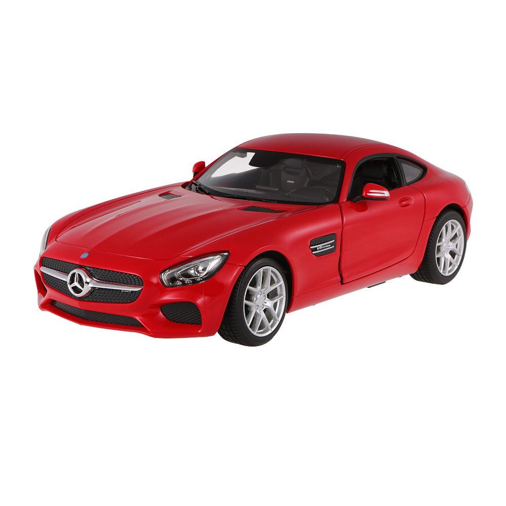 rastar 74000 27mhz 1 14 mercedes benz amg gt rc super. Black Bedroom Furniture Sets. Home Design Ideas