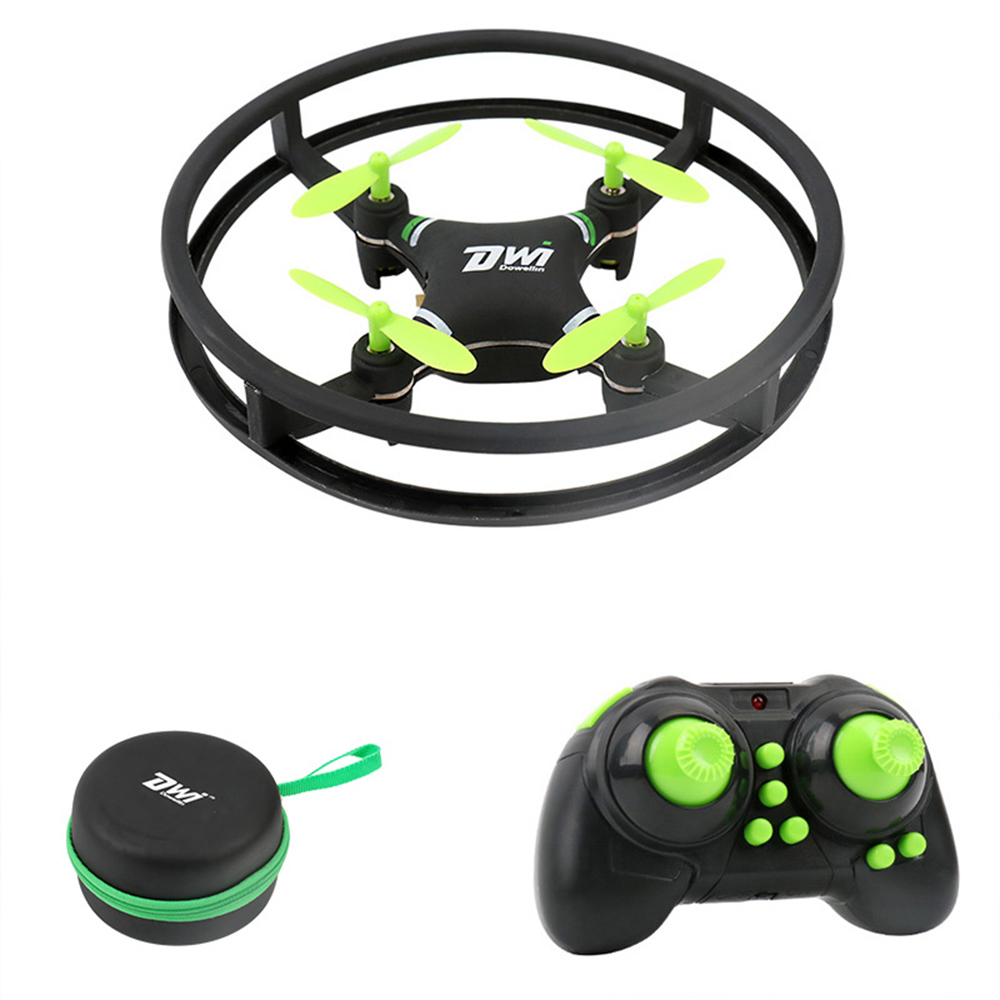 Only $16.99 For DWi Dowellin D1 RC Quadcopter with code EJRM9306