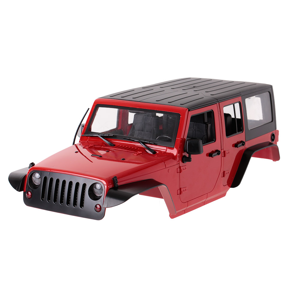 Only $82.99 For RC Rock Crawler 1/10 Crawler Car Shell with code EJ9309