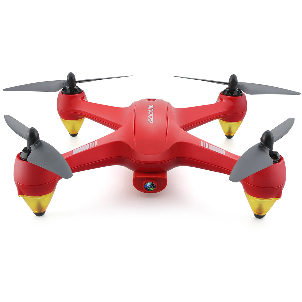 Only $145.99 For GoolRC Binge 1 Camera RC Quadcopter with code GRCB30