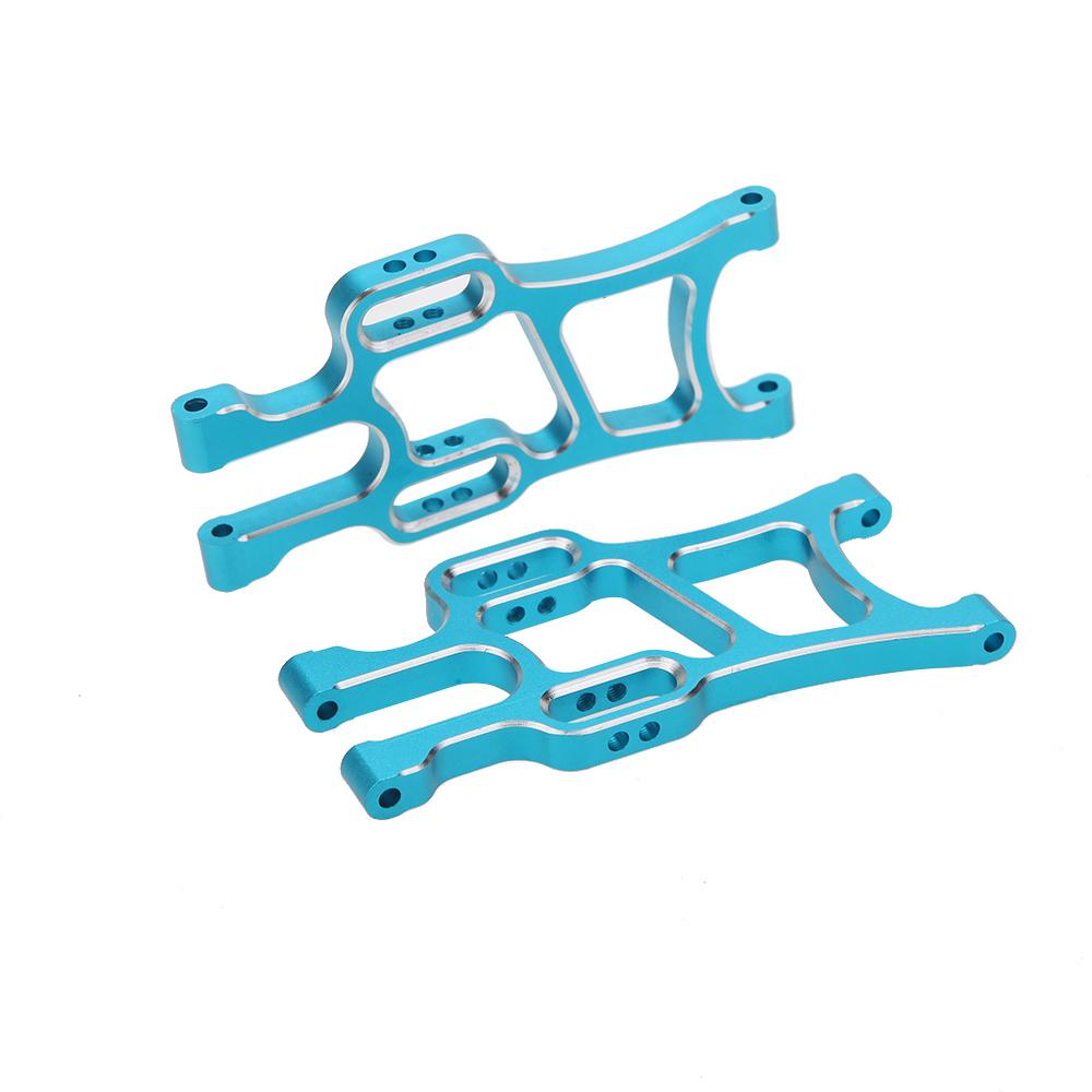 108019 1 10 revaloriser pi ces aluminium bleu avant bras de suspension pour hsp rc voiture. Black Bedroom Furniture Sets. Home Design Ideas
