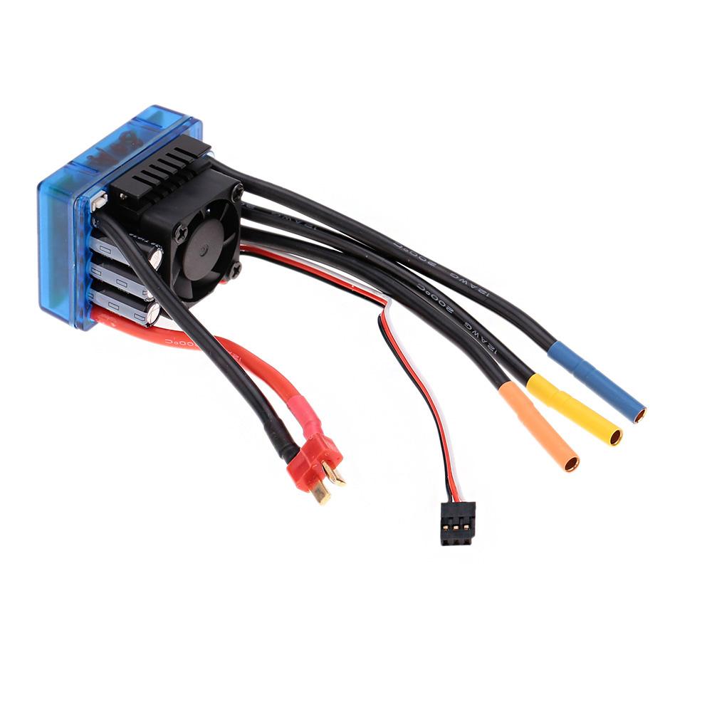 3670 2150kv 4p sensorless brushless motor with 80a for Sensorless brushless motor controller