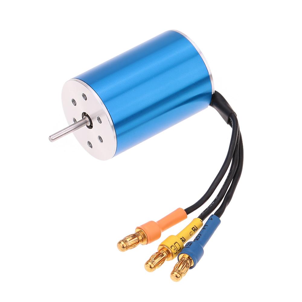 2435 4800kv 4p sensorless brushless motor with 25a for Sensorless brushless motor controller