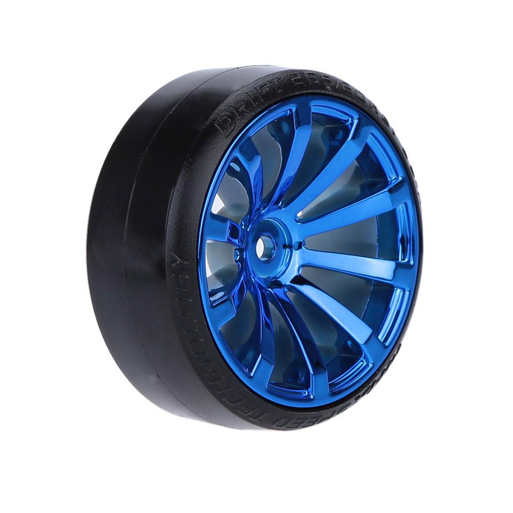 4pcs set 1 10 drift voiture pneus pneu dur pour hsp traxxas hpi tamiya kyosho sur route d rive. Black Bedroom Furniture Sets. Home Design Ideas