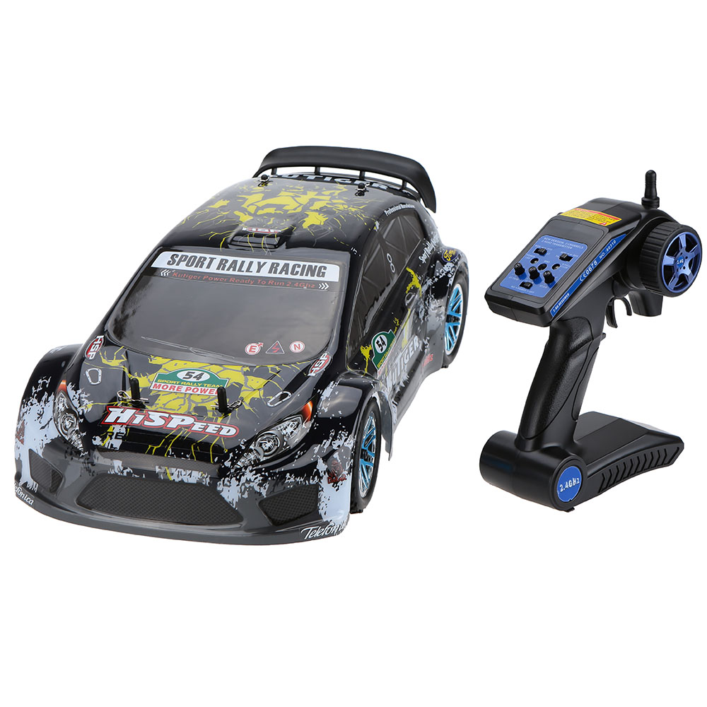 Get Extra $80 off Original HSP 94177 Nitro Powered Off-road Sport Rally Racing 1/10th Scale 4WD RC Car