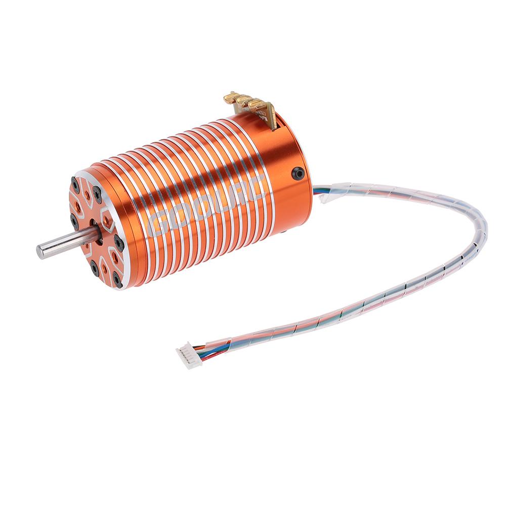 Goolrc 4268 2650kv 4 Poles Sensored Brushless Motor For 1