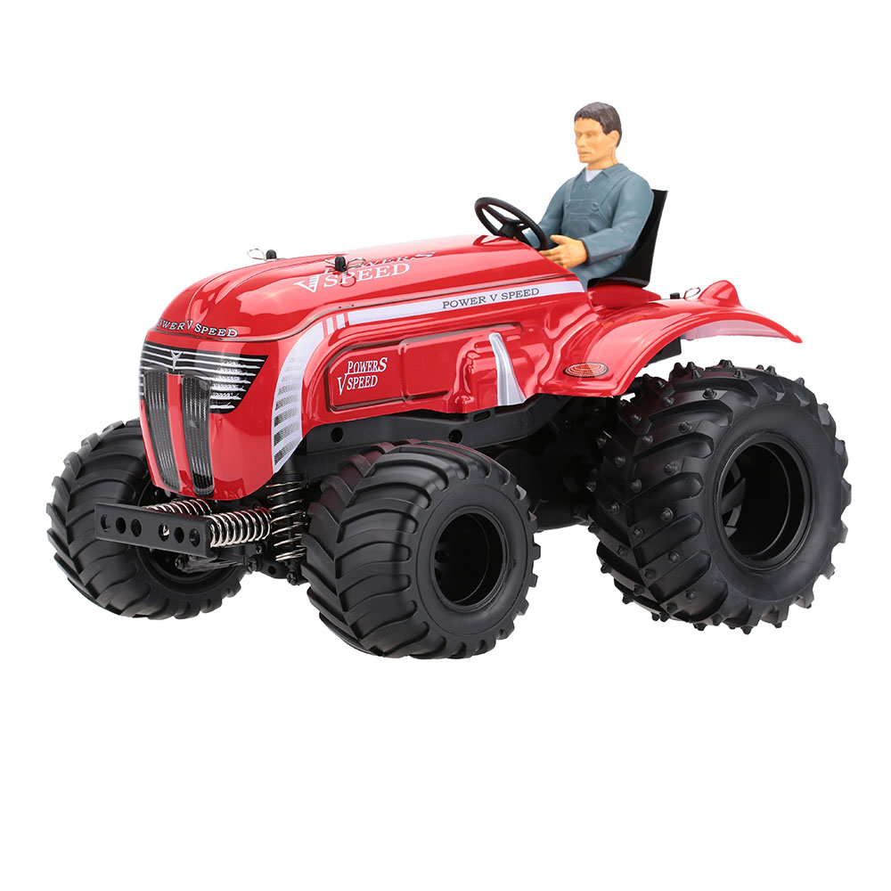 G Electric Wltoys P949 1 10 24g Electric Two Wheel Drive 2wd Rtr Rc Tractor