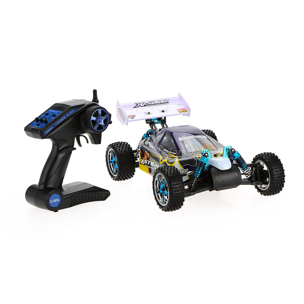 Only $134.99 For HSP 94107PRO 1/10 4WD RTR Off-Road Buggy with code EJ4522