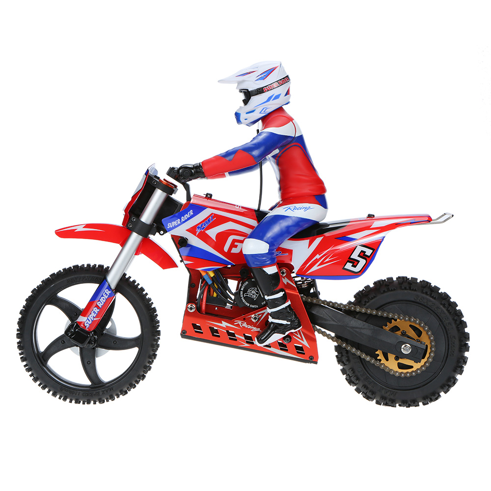 rc bike dirt motorcycle electric super toys brushless rtr scale motocross skyrc stabilizing aliexpress motocyclette jouets electrique rcmoment sr5 rider