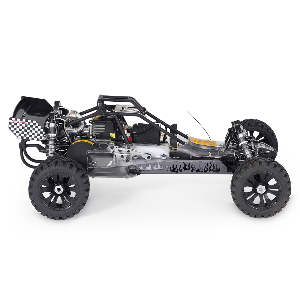 seulement km t002 1 5 baja 26cc voiture de course hors route rc nitro avec transmetteur. Black Bedroom Furniture Sets. Home Design Ideas
