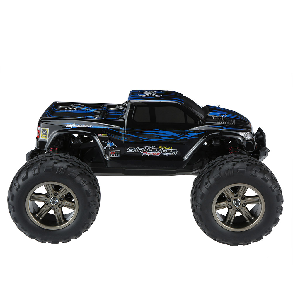 Blau Us Original Gptoys Foxx Monster Truck Rwd High