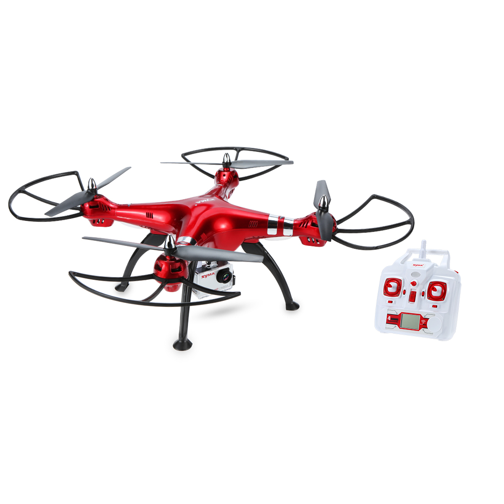 Only $105.99 For Original Syma X8HG 8.0MP HD Camera RC Quadcopter with code EJ5922CN
