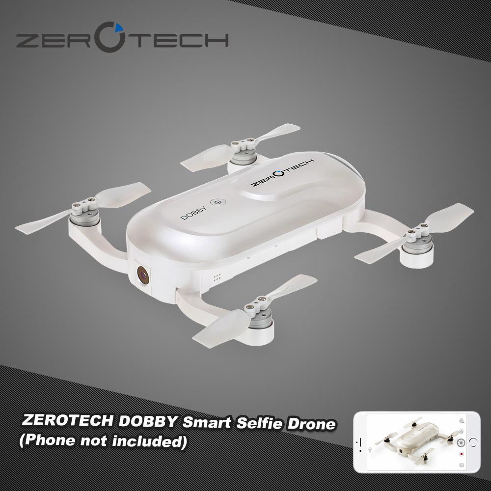 Get 40$ off  ZEROTECH DOBBY Wifi FPV Selfie Smart Drone With 4K 13MP HD Camera GPS drone